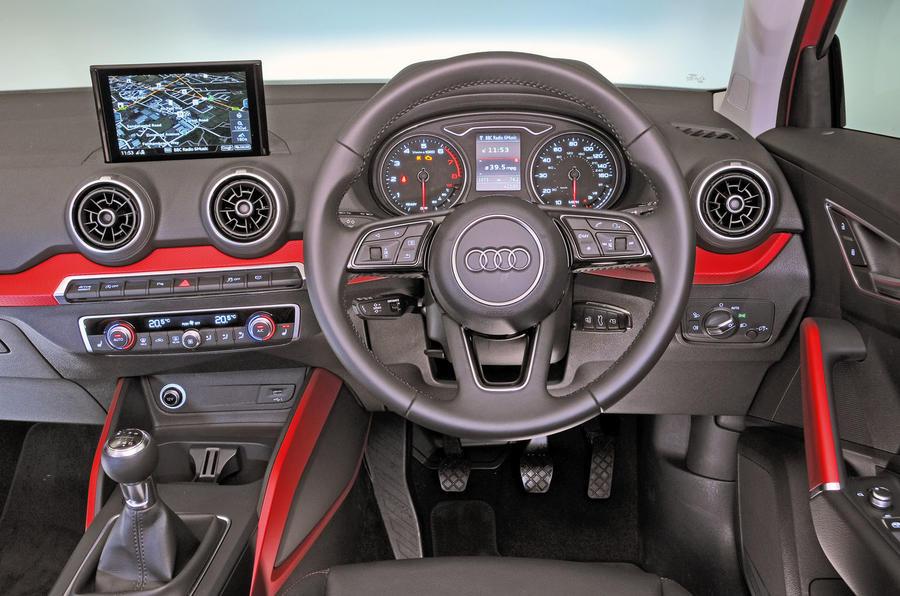 Audi Q2 Features