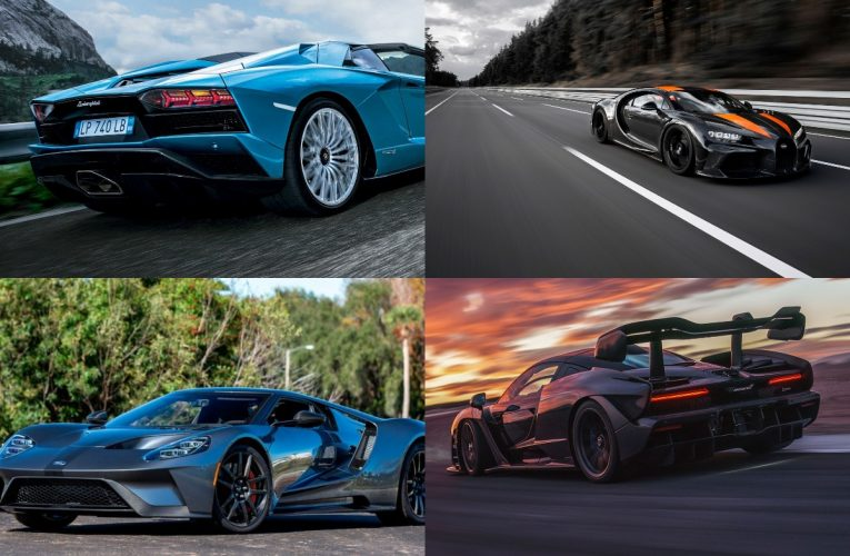 Top Sports Cars 2020