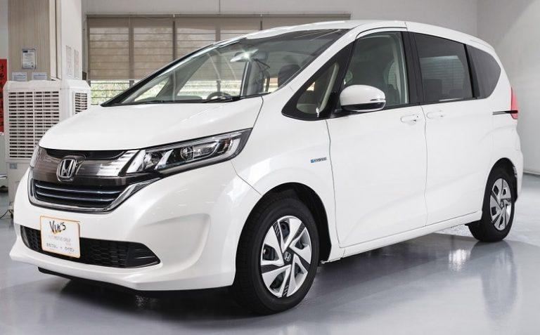 Honda Freed Price in Pakistan 2021 Features Specs