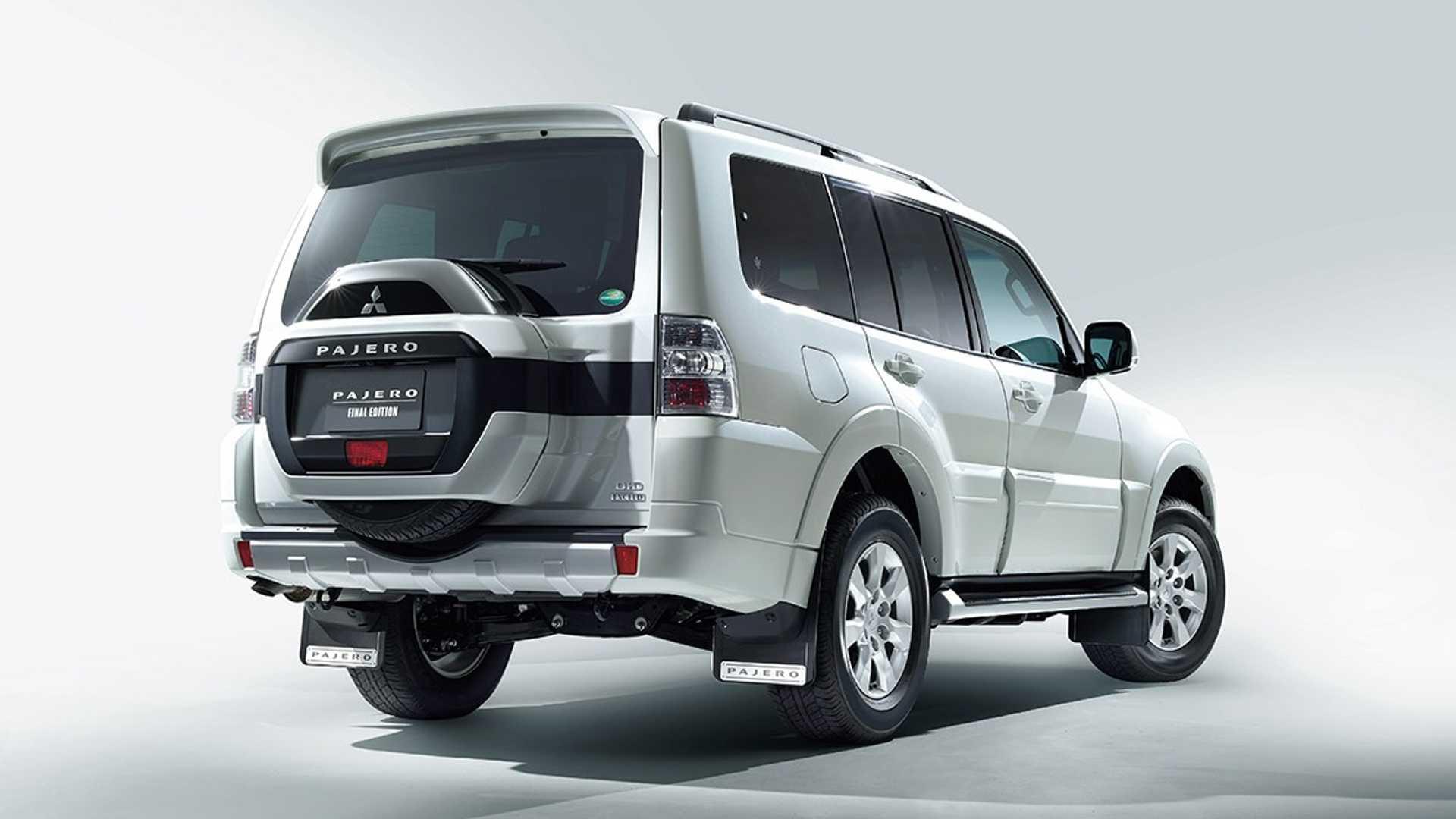 Mitsubishi Pajero VR 3.0 Specifications