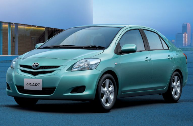 Toyota Belta Price in Pakistan 2020