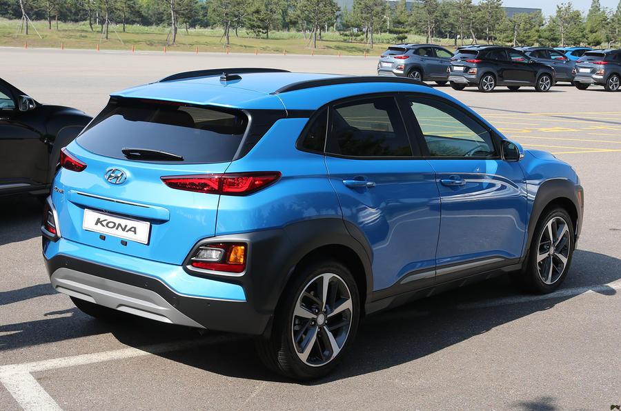 Hyundai Kona 2020 Specifications