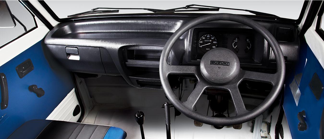 Suzuki Bolan 2021 Specifications