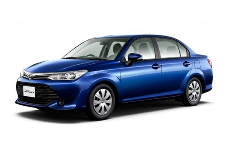 Toyota Axio 2020 Price in Pakistan