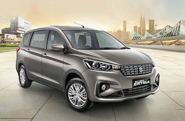 Suzuki Etriga 2020 Price in Pakistan Features Specs Availability