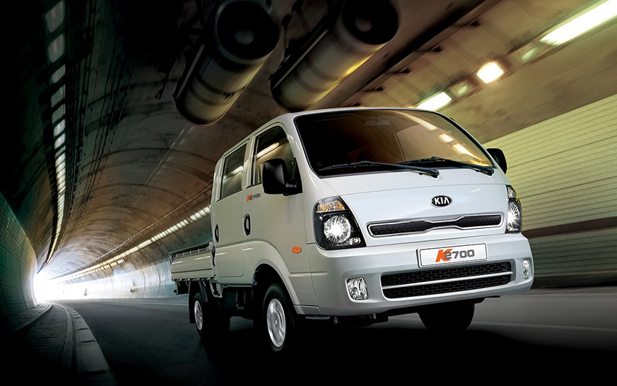 Kia K2700 Price in Pakistan 2020 Shape Features