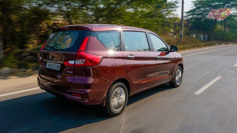 Suzuki Etriga 2020 Specifications
