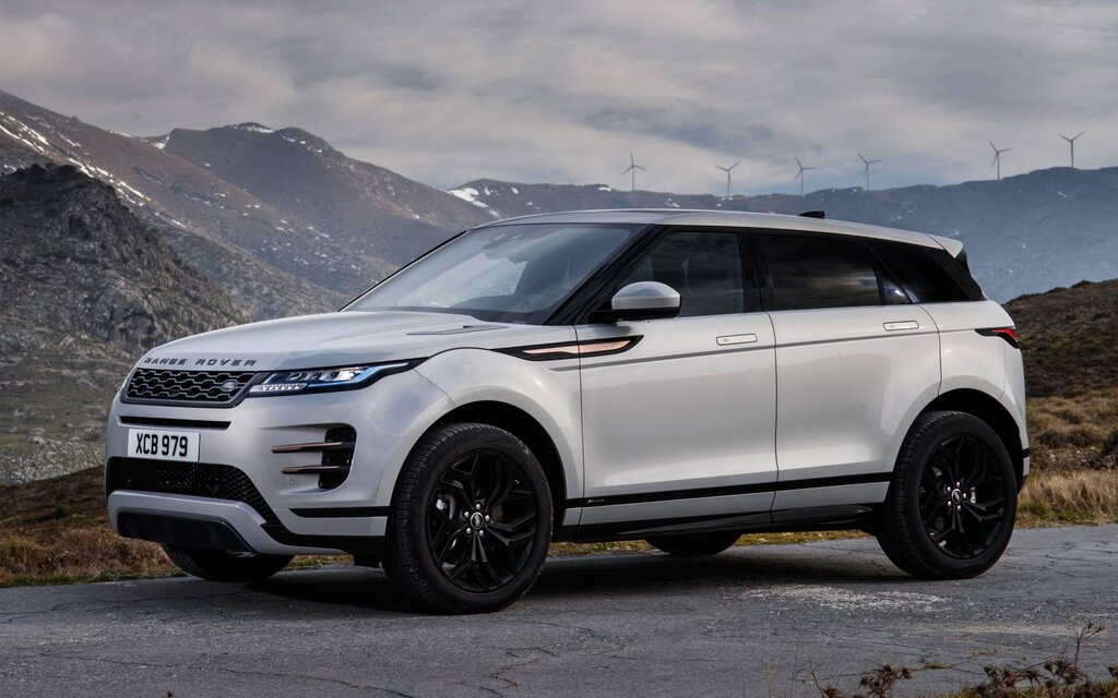 Range Rover Evoque 2020 Price in Pakistan Specs Features