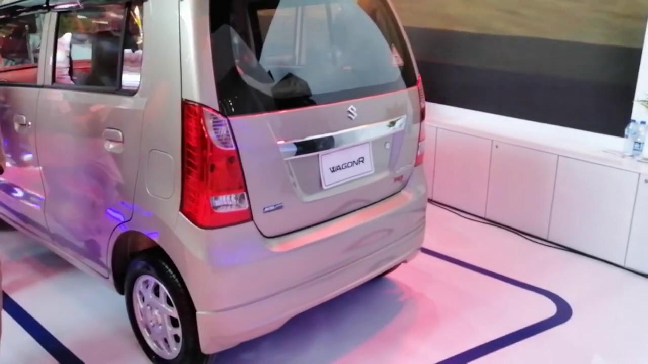 Suzuki Wagon R VXL Exterior