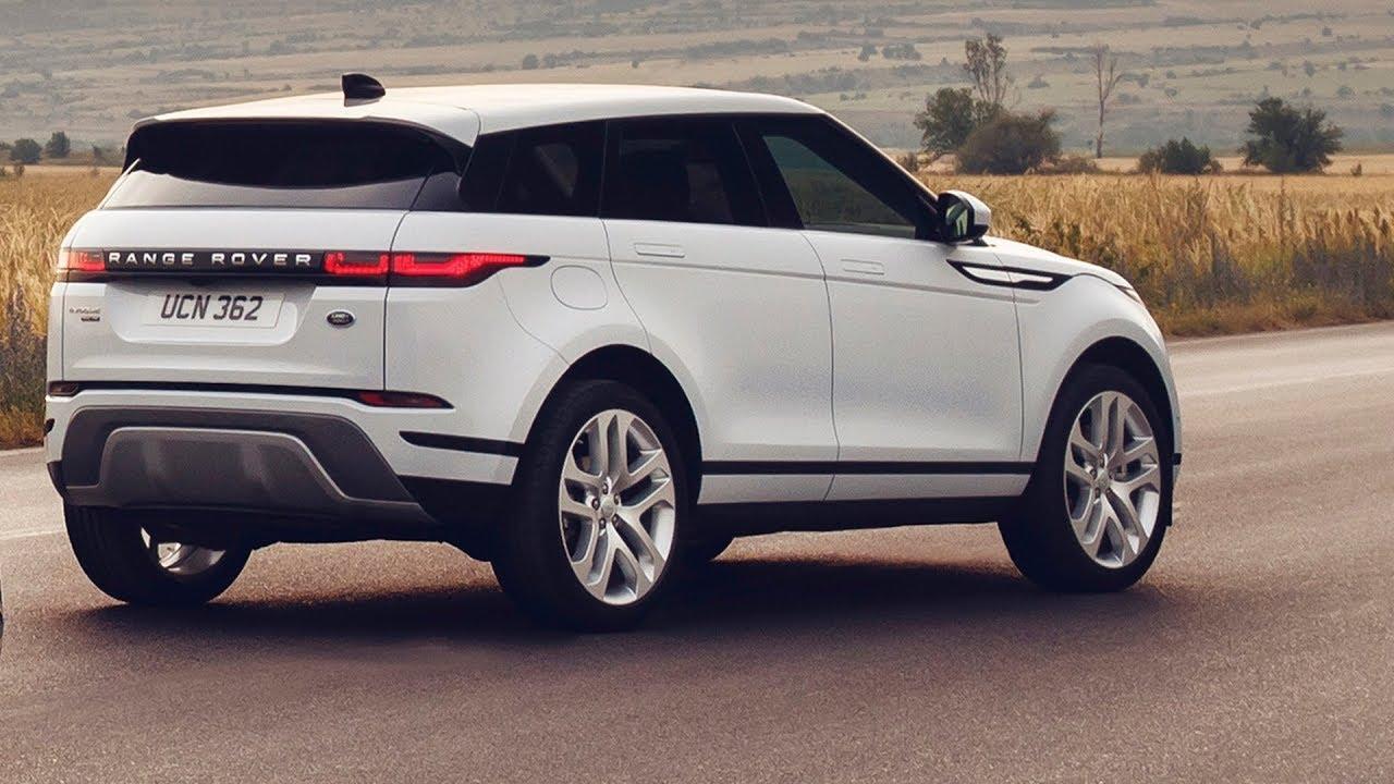 Range Rover Evoque 2020 Specifications