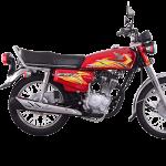 Honda CG 125 2021 Price In Pakistan