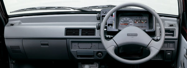 Suzuki Mehran 2021 Interior
