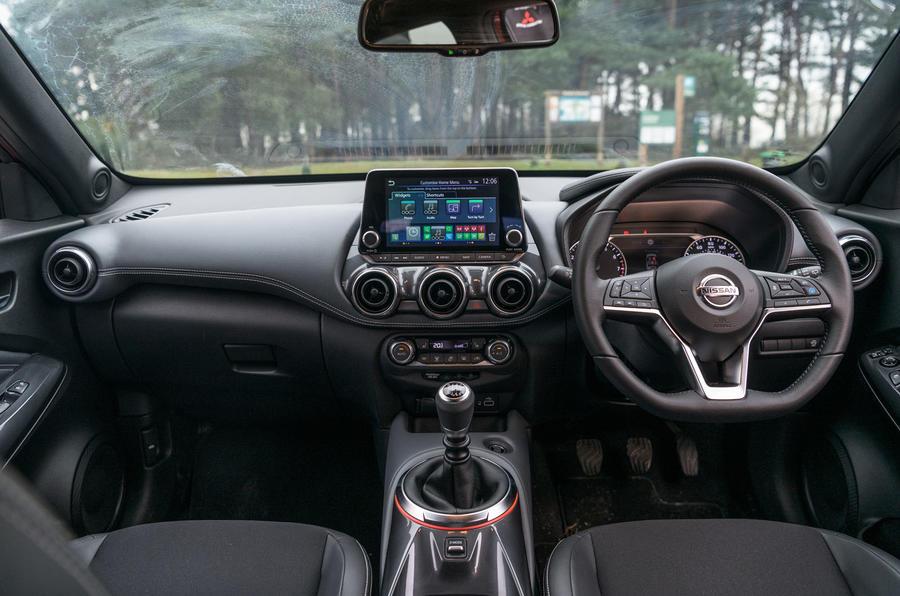 Nissan Juke 2021 Features