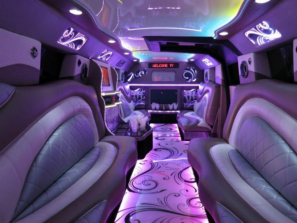 Limousine Car 2021 Features