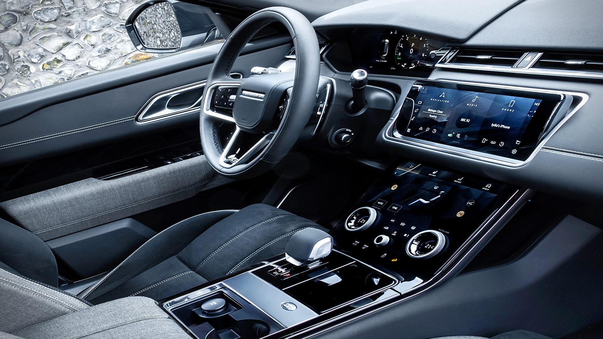 Range Rover Velar 2021 Features