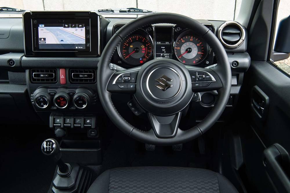 Suzuki Jimny 2021 Features