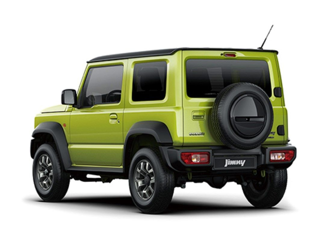 Suzuki Jimny Specifications