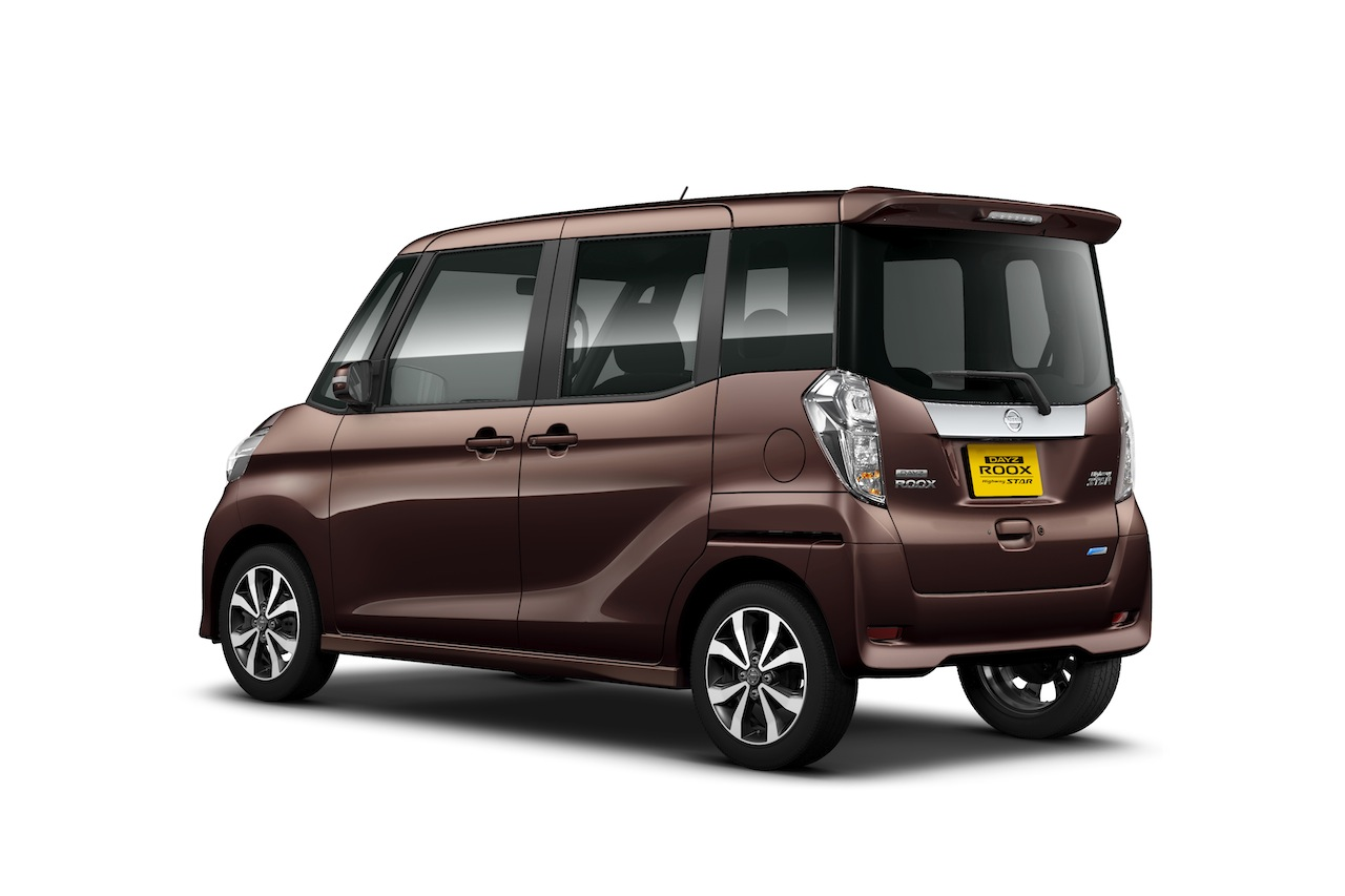 Nissan Dayz Roox Specifications