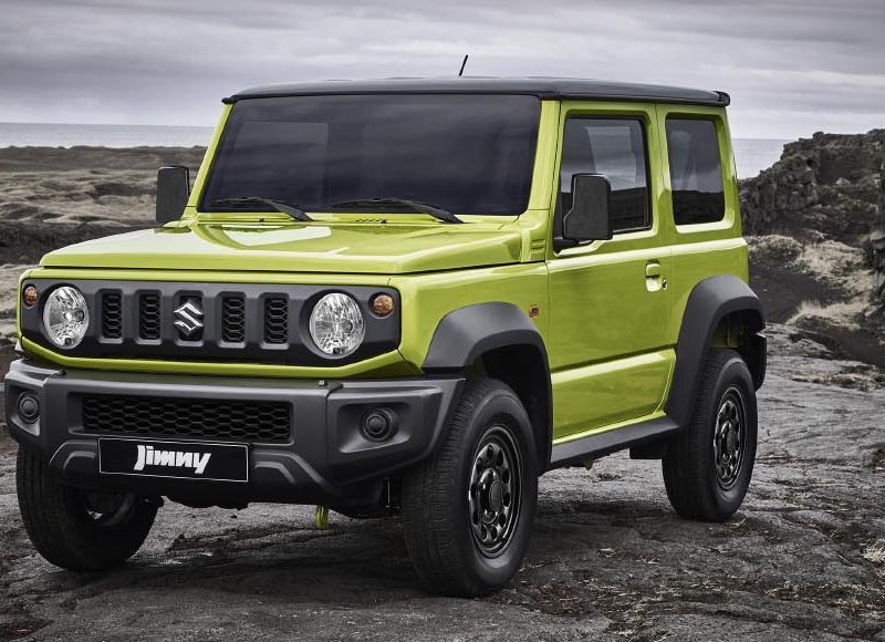 Suzuki Jimny 2021 Price in Pakistan Specs Features