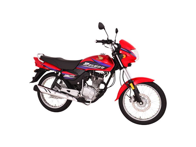Honda 125 Deluxe Price in Pakistan 2021 Specifications Features