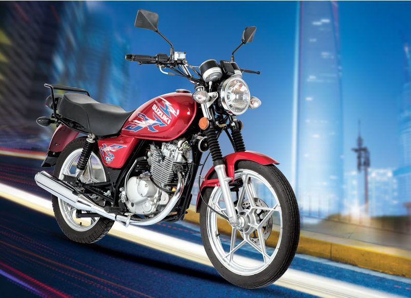 Suzuki GS 150 Price in Pakistan 2021 Availability