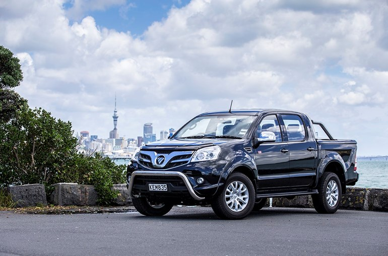 Foton Tunland 2021 Price in Pakistan Specs Features