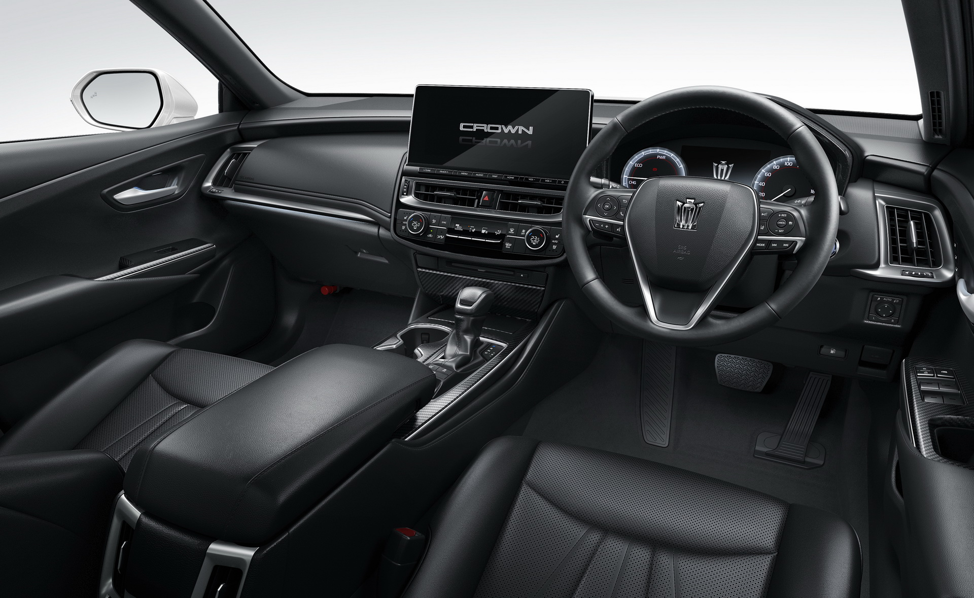 Toyota Crown 2021 Features