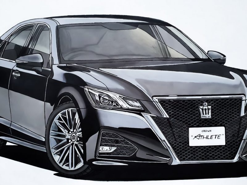 Toyota Crown 2021 Price in Pakistan Features Specs