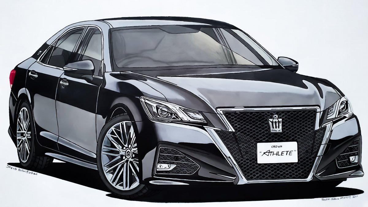 Toyota Crown 2021 Price in Pakistan Features Specs